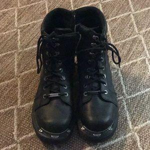 Harley Davison boots SZ 10 1/2